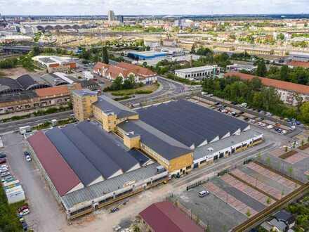 Alter Postbahnhof | Moderne Büroflächen | Erstbezug | Ausbau nach Kundenwunsch