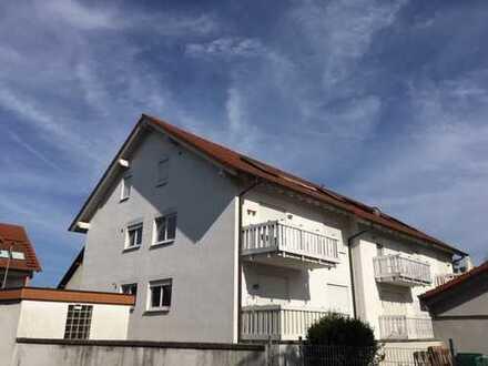 Schöne 3-Zimmer-Wohnung mit Balkon in Zeiskam