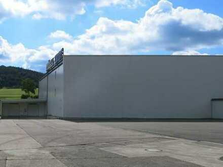 1450 m² ebenerdig, großzügige Lagerfläche, modern in einer Gewerbeimmobilie -
