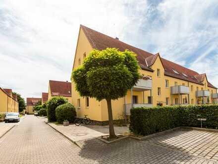 günstige 2-Raum-Wohnung in einem idyllischen Wohngebiet zu vermieten