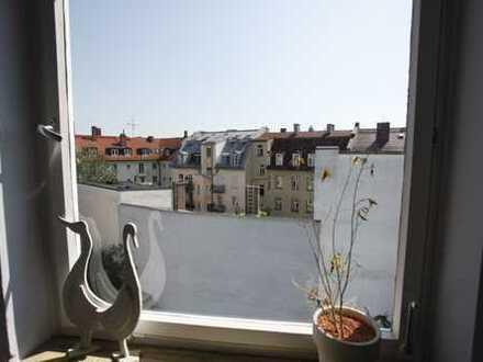 Wohnung in der Maxvorstadt