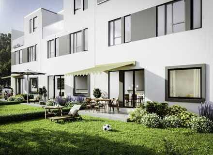 Neubau, großzügiges Wohnen im Stadthaus Weißensee!