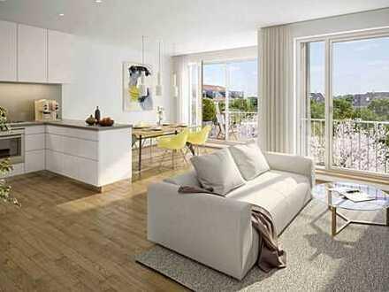 RESERVIERT: 3-Zimmer-Wohnung mit Balkon - Zentral in Landsberg (12)