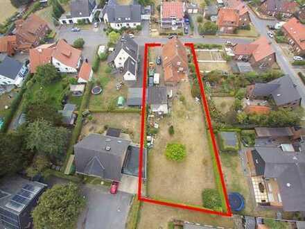Einzigartiges Grundstück mit ca. 1.258m² - in Haltern-Lippramsdorf