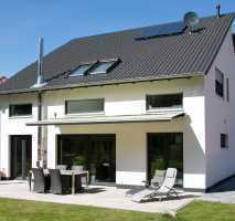 Neubau von einem attraktiven freistehenden EFH mit 160 m² Wfl. und 460 m² Grundstück in Haßloch