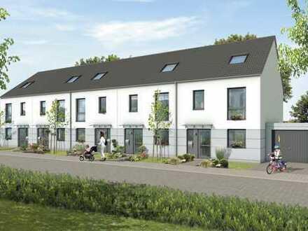 Modernes Reihenmittelhaus mit Garten und Stellplatz in Hürth-Kalscheuren