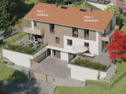 SonnenWOHNEN am Tegernsee - Haus Wallberg AM SONNENHANG in Gmund