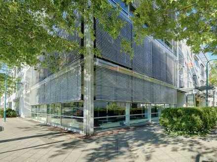 Rosental Office im Waldstraßenviertel - 377 m² Bürofläche - ruhig und citynah mit Tiefgarage
