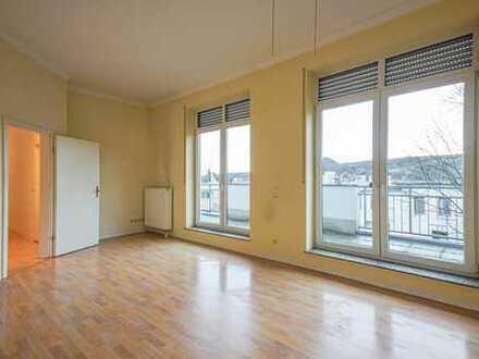 Ideal für Paare! Zwei-Zimmer-Wohnung mit Dachterrasse!