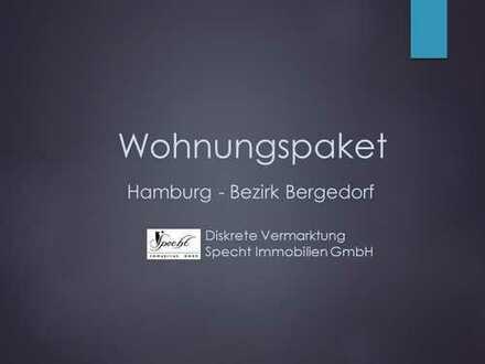 Wohnungspaket - Bezirk Bergerdorf