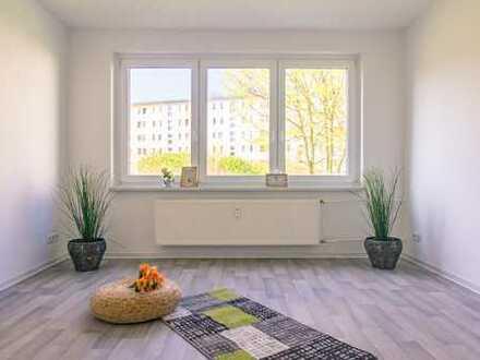Helle 3-Raum-Wohnung in schöner Wohnlage