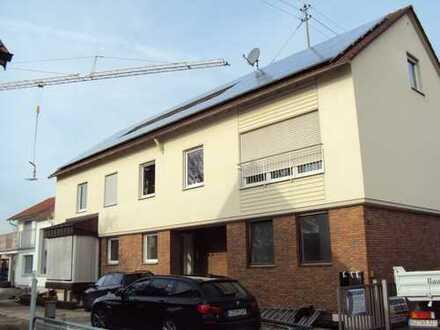 5 Zimmer Wohnung in Günzburg mit Einzelgarage