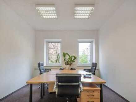 Mieterprovisionsfrei: Büro mit 4 Arbeitsplätzen in zentraler MÜNCHEN-CITY-LAGE in Businesscenter ...