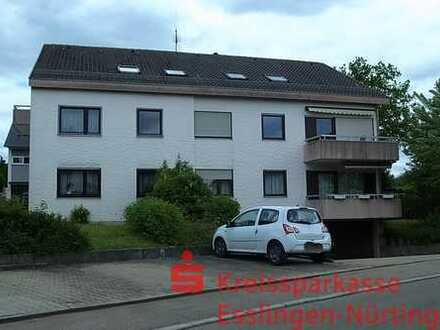 Kleine Wohnung mit tollem Süd-Balkon