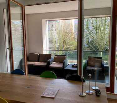 Schöne, lichtdurchflutete 2-Zimmer Wohnung in Bremen, Gete