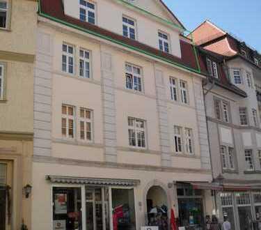 Schicke 3-Zimmer-Dachgeschosswohnung in der Fußgängerzone von Arnstadt