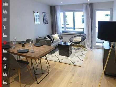 Eigennutz oder attraktive Kapitalanlage! Renovierte 2-Zimmer-Wohnung in traumhafter Lage