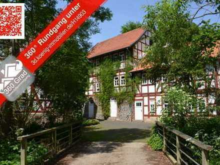 Bieterverfahren: Historisches Mühlenanwesen mit Hotel und Gastronomie. Keine Käuferprovision!