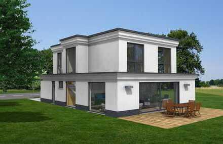 Exklusives Bauhaus in gewachsener Lage (Verberg, S/W Lage)! 160 m² individuell planbar!