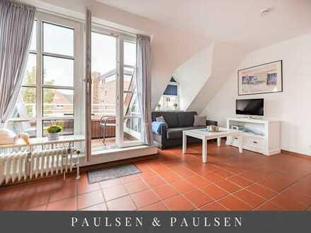 Helles Appartement mit Ostbalkon in zentrale Lage von Westerland