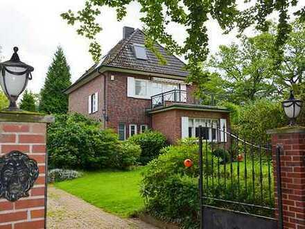 Hanseatische Kaufmannsvilla in Blankenese (frei ab 01.12.)