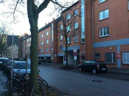 Maklerfreie sonnige 2-Zimmer-Wohnung in zentraler Lage in Hamburg-Stellingen/Ecke Eimsbüttel.