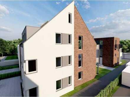 Schicke Komfortwohnung im Erdgeschoss auf 2 Etagen im 3 Familienhaus mit Gartenanteil