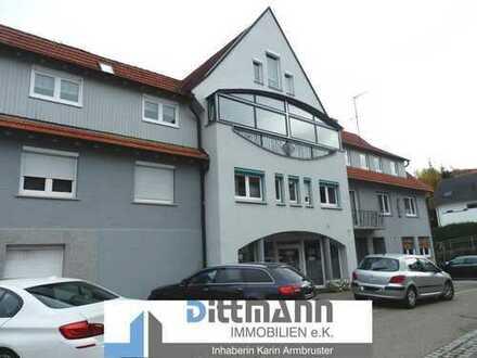 Teilmöblierte 3,5-Zimmer–Wohnung in Albstadt-Lautlingen - schön und hell