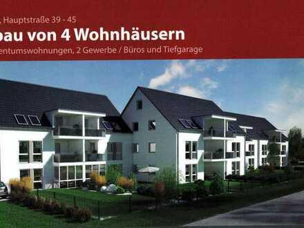 Erstbezug! Großzügige 3-Zimmerwohnung mit Westbalkon