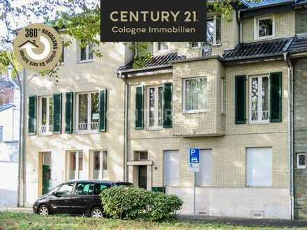 Jugendhaus-Doppelhausvilla: Zentral wohnen und arbeiten