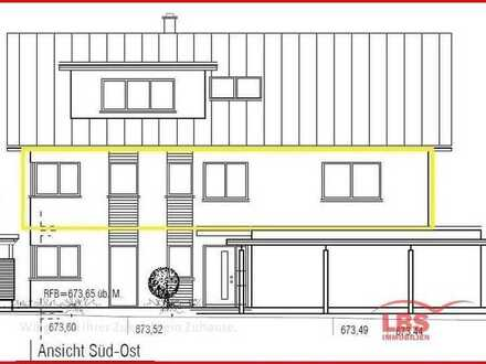 Neubau! 4-Zi ETW im Drei-Familien-Haus KfW55 + Carport