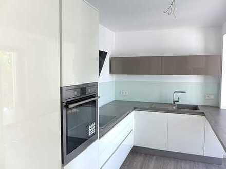 Vielseitige 3 Zimmer Wohnung in begehrter Lage von D-Niederkassel, Einbauküche inklusive