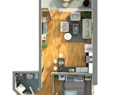 Ihre neue 2-Zi-Wohnung