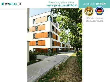 Neuwertige barrierefreie Erdgeschosswohnung mit Terrasse