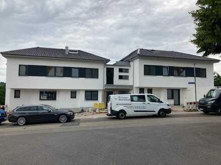 Erstbezug: attraktive 5-Zimmer-Wohnung Maisonette im OG/DG mit traumhafter Aussicht in Südlage