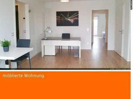 hochwertig möblierte Dachgeschoss / Penthouse-Wohnung