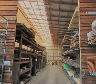 Produtkions- und Lagerhalle (2) neben Traditionsbetrieb Ammann Gensingen