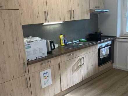 Ansprechende 3-Zimmer-Wohnung mit Balkon und Einbauküche in Emden nähe Doc Center