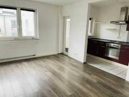 2 Zimmer-Wohnung mit Einbauküche & Balkon!