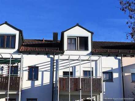 RE/MAX Grafing **Tolle Maisonette-Wohnung in guter Lage von Kirchseeon**