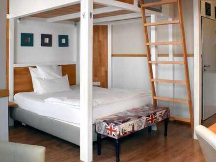 Serviced Apartment im Boardinghouse ohne Kaution und ohne Mindestmietdauer
