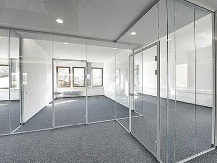 Repräsentative, neu sanierte Büroetage in optimaler, verkehrsgünstiger Lage. Provisionsfrei