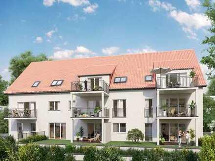 Speyer-Living: Charmante Dachgeschosswohnung mit Südbalkon!