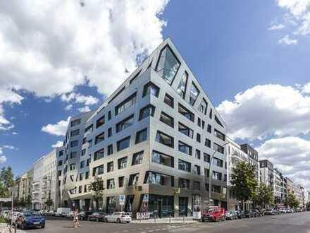 DE/EN: einzigartige Stararchitektur, jede Wohnung ein Unikat