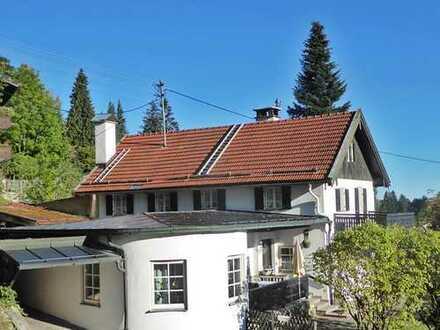 Landhaus mit Potential in Aussichtslage