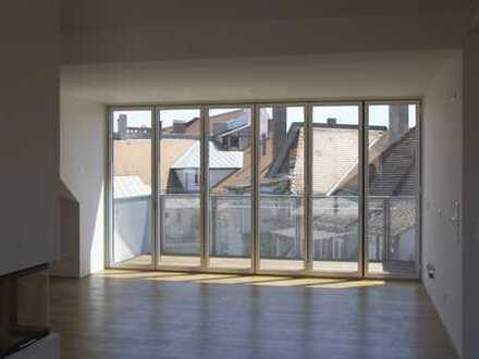 Wunderschöne Atelierwohnung in einem gepflegten Jugendstilhaus am Prinzregentenufer