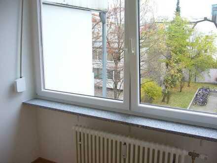 1-Zimmer-Wohnung am Auer Mühlbach, zentral und ruhig, provisionsfrei