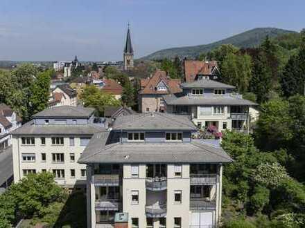 Wohnen am Bensheimer Stadtpark!