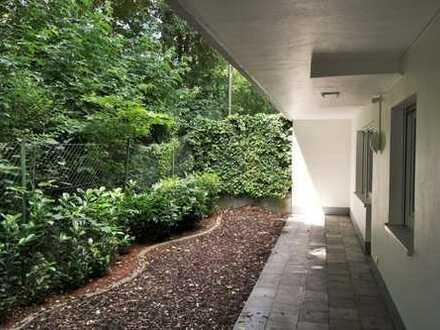 Tolle 2 Zimmer-Gartenwohnung mit Terrasse in Köln- Sülz