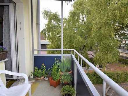 2 Zimmerwohnung in gepflegter Anlage in Dreieich